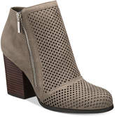 Bar III Penny Block-Heel Booties, Created for Macy's