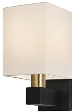 Cubo Sonneman 1-Light Wall Sconce Sonneman