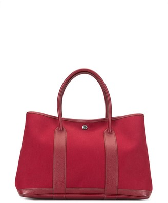 Hermes 2005 pre-owned Garden Party 36 tote bag