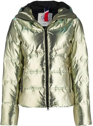 Rossignol Metallic Puffer Jacket