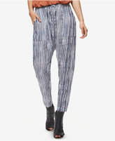 Free People Dream On Printed Harem Pants