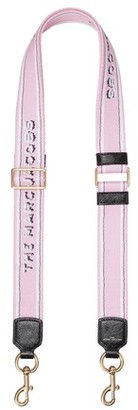 MARC JACOBS, THE MJ Icing thin webbing strap