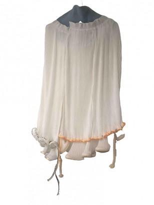 Loewe White Skirt for Women
