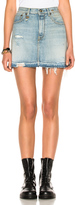 R 13 for FWRD Exclusive High Rise Destroyed Mini Skirt