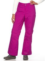Columbia Women's Ashley Mountain Snow Pants