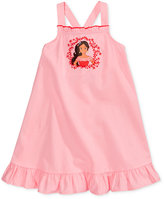 Disney Disney'sandreg; Princess Elena Graphic Cotton Dress, Little Girls (4-6X)