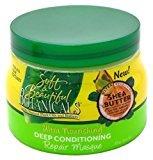Soft & Beautiful Masque Deep Conditioning 15 oz. Jar by