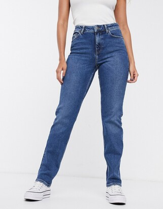 Dr. Denim Stevie straight leg authentic jean-Blue