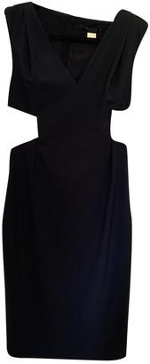 Rachel Roy Black Wool Dress for Women