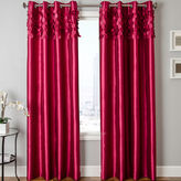 JCPenney SOFTLINE HOME FASHIONS Lazio Faux-Silk Grommet-Top Curtain Panel