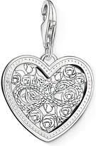 Thomas Sabo Charm club silver and zirconia infinity heart charm pendant