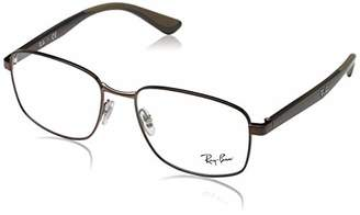 Ray-Ban Unisex's 0RX 6423 2511 Optical Frames