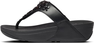 FitFlop Vanessa Flower Toe-Thongs