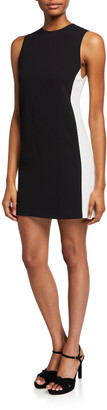 Alice + Olivia Coley Princess-Seam A-Line Shift Dress