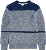 BOSS Wool blend sweater