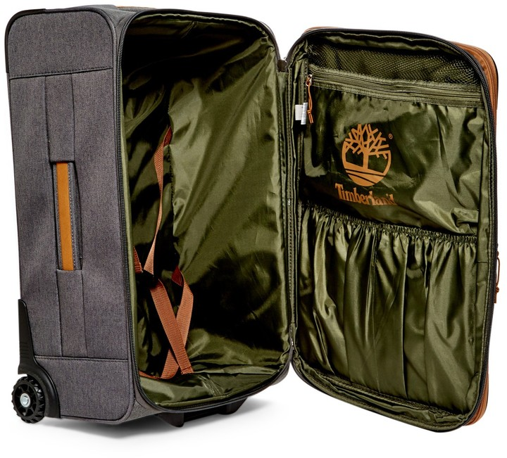 "Timberland 24"" Route Expandable Rolling Case"
