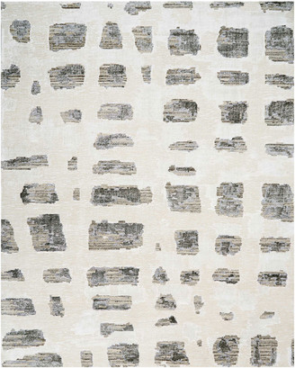 Christopher Guy Misted Morning Hand-Knotted Rug, 10' x 14'