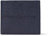 Tod's - Cross-grain Leather Billfold Wallet