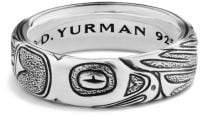 David Yurman Northwest Narrow Band Ring