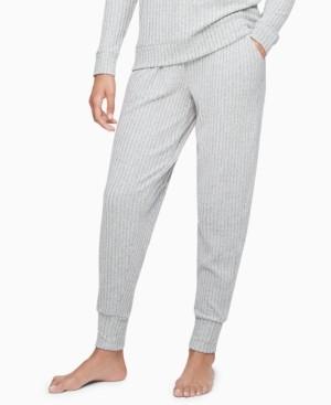 Calvin Klein Sophisticated Cozy Lounge Jogger Pants