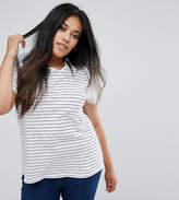 Asos Ultimate Stripe Crew Neck T-Shirt