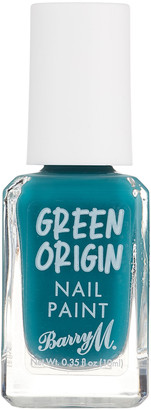 Barry M Green Origin Nail Paint 10Ml Rock Pool