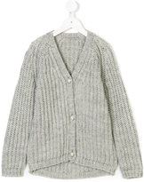 Ermanno Scervino chunky knit cardigan