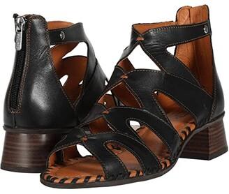 PIKOLINOS Melilla W4G-1907 (Black) Women's Shoes