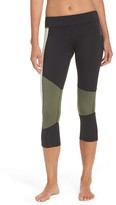 Reebok Women's Colorblock Capris
