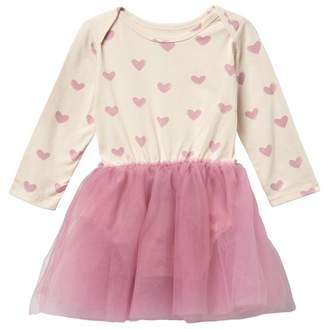 Sovereign Code Arlen Tutu Bodysuit Dress (Baby Girls)