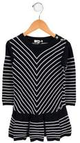 Junior Gaultier Girl's Knit Striped Dress w/ Tags