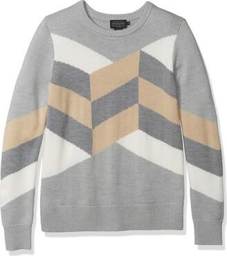 Pendleton Women's Geo Merino Pullover Sweater