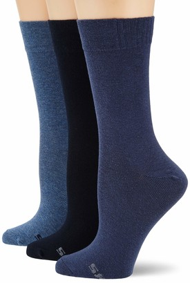 Skechers Socks Women's Sk41009 Calf Socks
