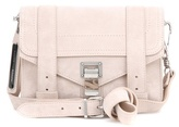 Proenza Schouler Ps1 Mini Crossbody Suede Shoulder Bag