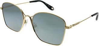 Givenchy Unisex Gv7092/S 56Mm Sunglasses