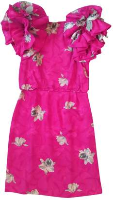 Pierre Cardin Pink Silk Dress for Women