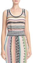 Missoni Women's Wave Stitch Knit Top
