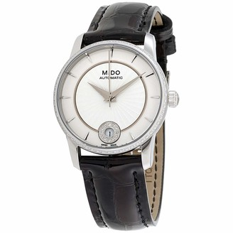 MIDO Women's Automatic Watch M0072076603620 with Leather Strap