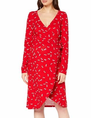 Noppies Women's Dress Nurs Ls AOP Zayna