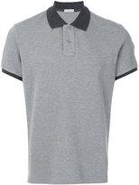 Moncler classic polo top - men - Cotton - M