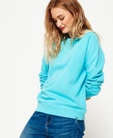 Superdry Garment Dye Crew Jumper
