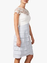 Phase Eight Faith Contrast Lace Dress