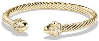 David Yurman Renaissance Bracelet in 18K Gold, 5mm