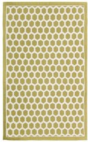 Waverly Art House Symmetry Moss Area Rug by Nourison (2'3 x 3'9)