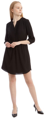 Tokito Pleat Front Shirt Dress