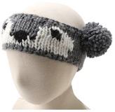 San Diego Hat Company Kids KNK3242 Koala Pom Headband Hat (Little Kids)