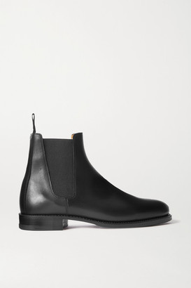 Ludwig Reiter Leather Chelsea Boots - Black