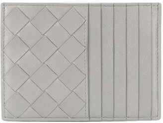 Bottega Veneta Intrecciato weave cardholder