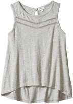 Splendid Littles Ladder Insert Tank Top Girl's Sleeveless