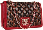 Love Moschino JC4079PP1YLM1-90A (Red/Leopard) - Bags and Luggage